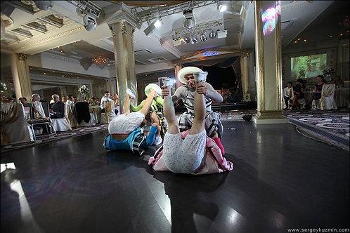 Танцевальная программа на свадьбу!