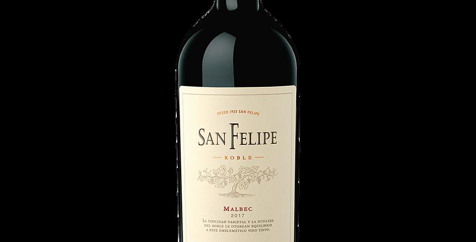 【家樂福】聖菲利佩橡木馬爾貝紅葡萄酒
