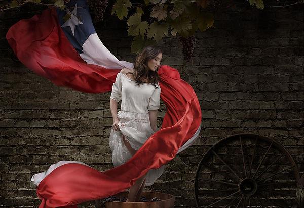 智利女生國旗.jpg