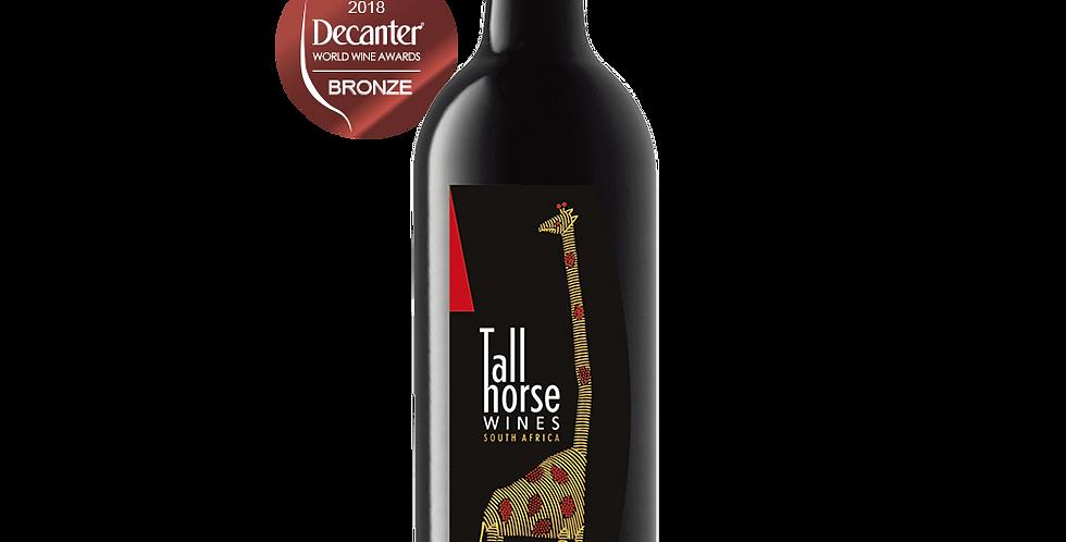 【長頸馬】皮諾塔吉紅葡萄酒