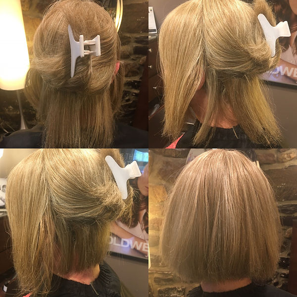 Wig Reshape