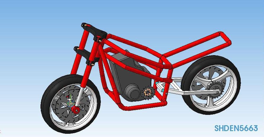 Мотоциклетная рама