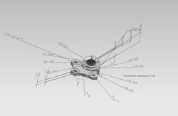 Деталь рулевой тяги