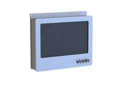 Экран для показаний значений консистенци