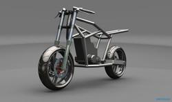 Рама мотоцикла Honda
