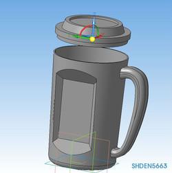 Умная кружка для кофе и чая 1