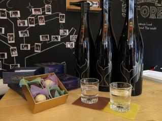 純米大吟醸で高級チョコ作りました☆☆11月6日発売開始です。