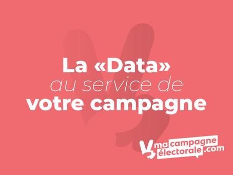"""Et si vous mettiez la """"Data"""" au service de votre campagne électorale ?"""