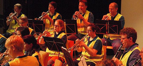 Trompeten und Cornets