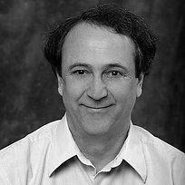 Lawrence Kauvar Headshot BW