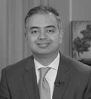Seemal Desai Headshot BW