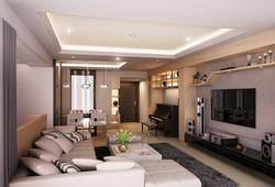 Living room 客廳