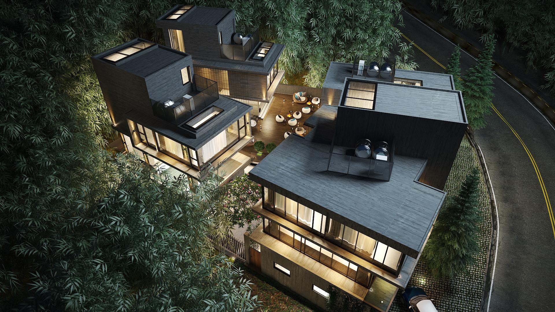 02-羊灣villa-1060203-ABCD-鳥瞰-plan04-OK-鳥瞰