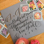 Photo by @haleysheffield, Invitation design by @GubbaGumma, Calligraphy by @arbuzzy