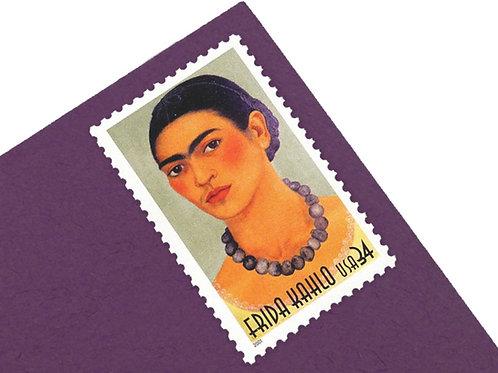 34¢ Frida Kahlo - 20 Stamps