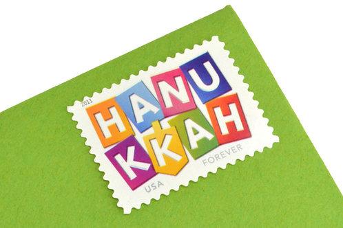 49¢ Forever Hanukkah - 20 Stamps