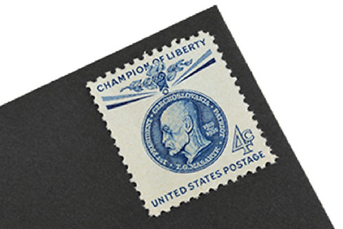 4¢ Champion of Liberty - 25 Stamps
