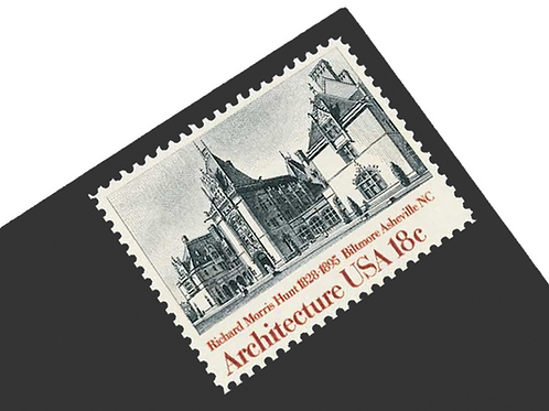 18¢ American Architecture - 24 Stamps
