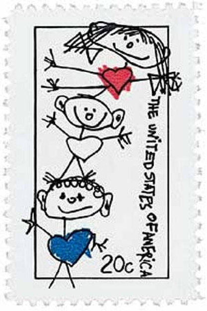 Pack of 25 Unused Family Unity- 20c - 1984 - Unused Vintage Postage
