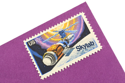 10¢ NASA Skylab - 25 Stamps