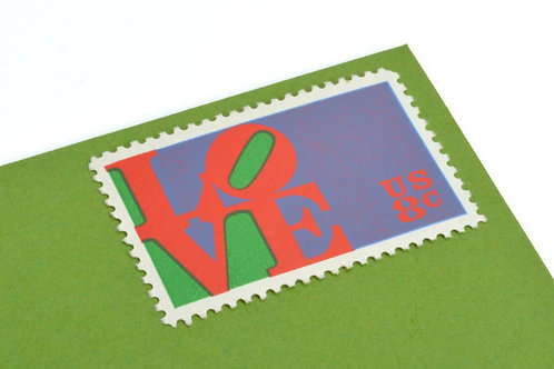 8¢ Love - 25 Stamps