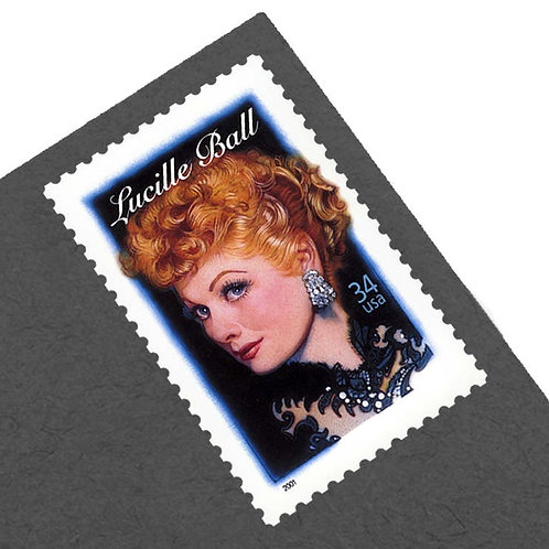 34¢ Lucille Ball- 20 Stamps