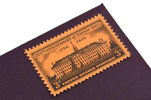 3¢ Nassau Hall New York - 25 Stamps