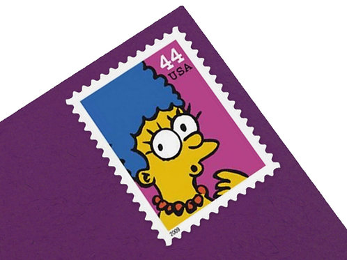 44¢ Simpsons - 20 Stamps