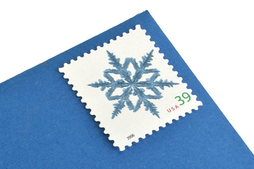 39¢ Snowflakes - 20 Stamps