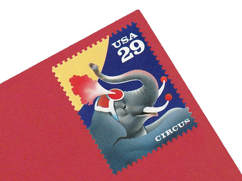 29¢ Circus - 24 Stamps