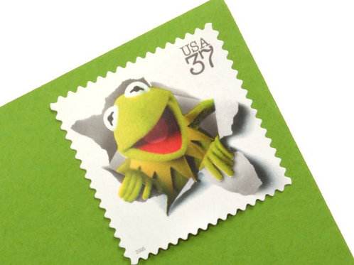 37¢ Jim Henson & Muppets- 11 Stamps