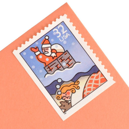 32¢ Christmas Family Scenes - 20 Stamps