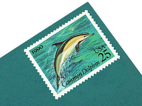 25¢ Whales and Sea Creatures - 24 Stamps
