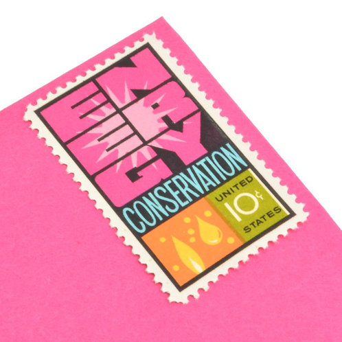10¢ Energy Conservation - 25 Stamps