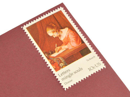 10¢ Letters Mingle Souls - 24 Stamps