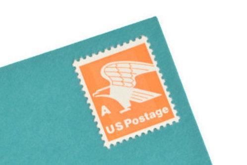 15¢ Orange Eagle  - 25 Stamps