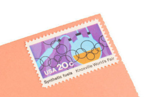 20¢ Knoxville World's Fair - 25 Stamps