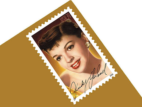 Pack of 20 Unused Judy Garland Postage Stamps - 39c - 2006 - Unused