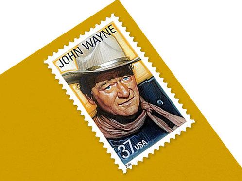 37¢ John Wayne - 20 Stamps