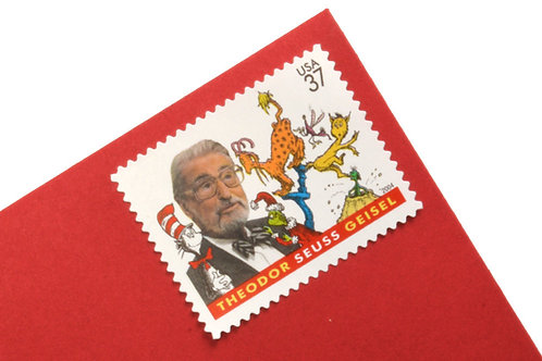 37¢ Dr. Seuss- 20 Stamps