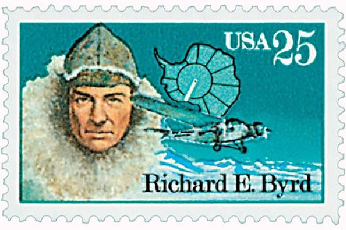 Pack of 25 Unused Antarctic Explorers - 25c - 1988 - Unused Vintage Postage