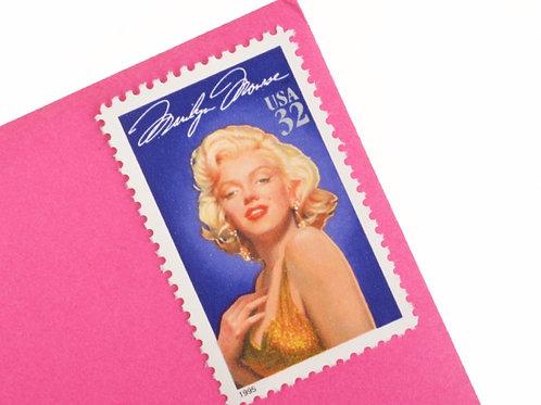 32¢ Marilyn Monroe - 20 Stamps