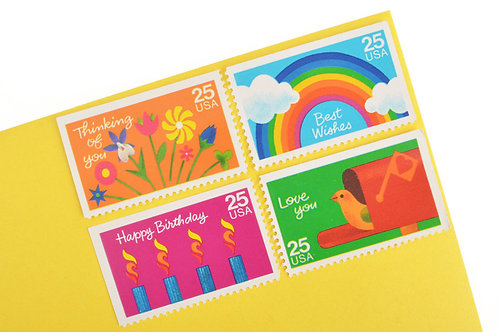 25¢ Special Occasion - 12 Stamps