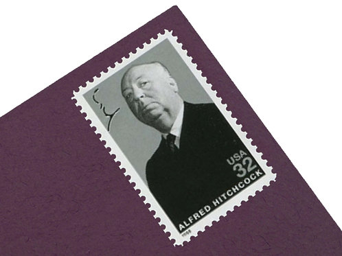 32¢ Alfred Hitchcock - 20 Stamps