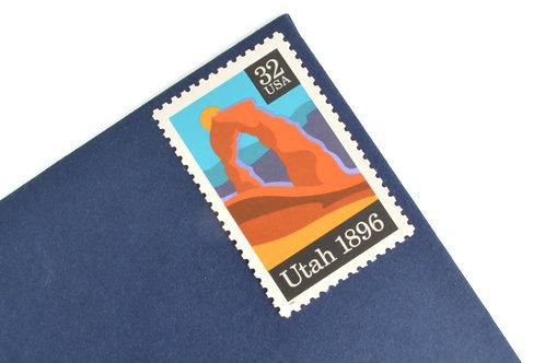 32¢ Utah Statehood - 25 Stamps