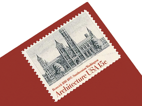 15¢ American Architecture - 24 Stamps