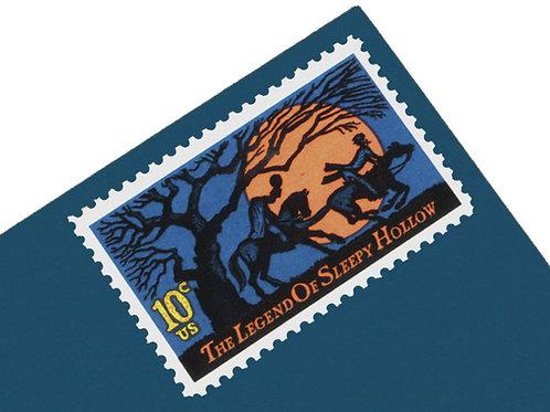 10¢ Legend of Sleepy Hollow - 25 Stamps