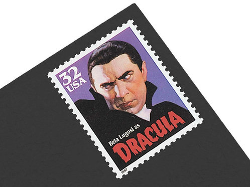 32¢ Classic Movie Monsters - 20 Stamps