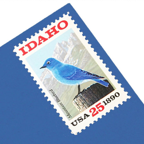 25¢ Idaho Statehood - 25 Stamps