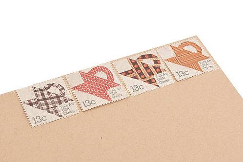 13¢ Folk Art  - 24 Stamps